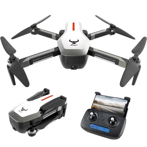 ZLRC Beast SG906 5G Wifi GPS FPV Drone with 4K Camera(2 Batteries and Handbag)