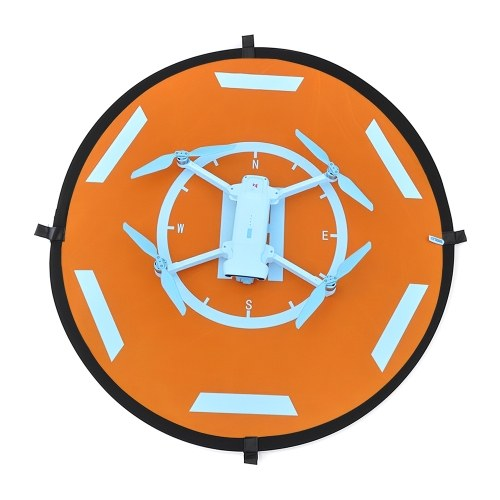 STARTRC Avental de Estacionamento 80 cm de Diâmetro Dobrável Drone Pad Compatível para Xiaomi FIMI X8SE DJI Mavic Série Fantasma Drone