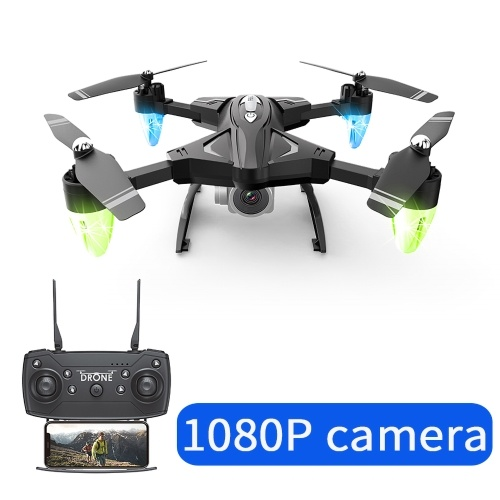 F69 Foldable 1080P Wifi FPV ...
