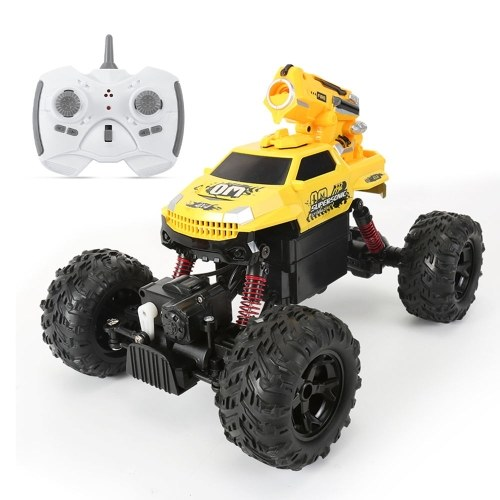 1/12 2.4GHz 4WD Toy Cars 2 in 1 Desert Buggy Car Off Road High Speed RC Car Image