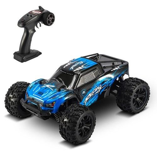 JJRC Q122A 2.4Ghz 36KM / H Alta Velocidade 1:16 Caminhões RC Off Road 4WD Vehicle Racing Escalada Presentes de carro RC para crianças e adultos