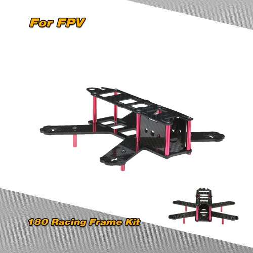 180 炭素繊維 4 軸レーシング FPV 空中写真撮影のための Quadcopter フレーム キット