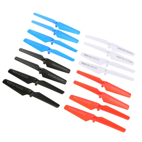 8Pairs CW CCW ABS Propeller Blade для Syma X5C X5SC X5SW RC Quadcopter