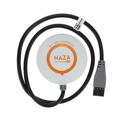 DJI NAZA-M Multi-rotor Original V2 GPS Module Compass para NAZA-M V2 controlador de vôo