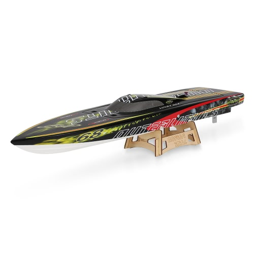 TFL Hobby 1126A Patron Saint 2.4G Racing Brushless Electric Water Cooling Speedboat Fiber Glass RC Boat