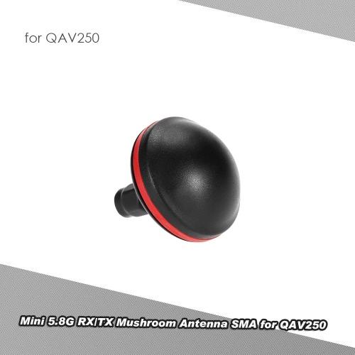 Mini 5.8G RX/TX Mushroom Antenna SMA for QAV250 210 FPV RC Quadcopter Drone