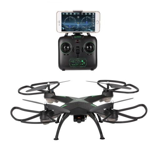 YI HENG YH10HW 2.4G 4CH 720 P Kamera WIFI FPV Drone Wysokość Trzymaj Jeden klucz Powrotny G-sensor RC Quadcopter