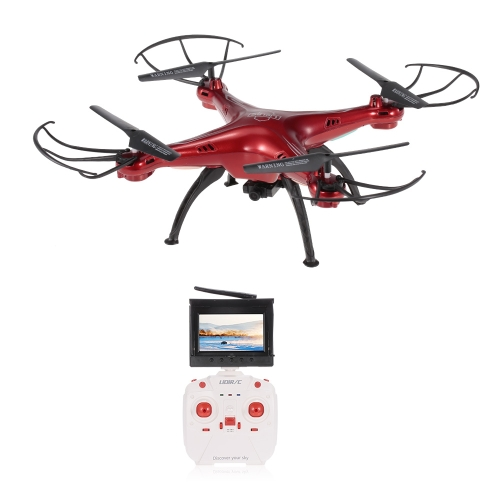 Telecomando originale LiDi RC L15HF 5.8G FPV 720p Altitude Hold RC Quadcopter