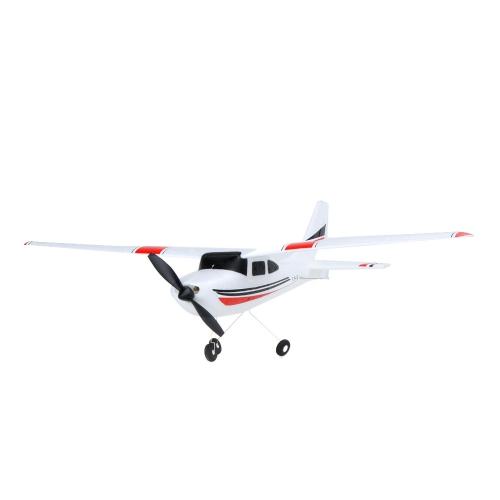 Original Wltoys F949 2.4G 3CH RC avión avión de ala fija juguetes al aire libre con una batería extra