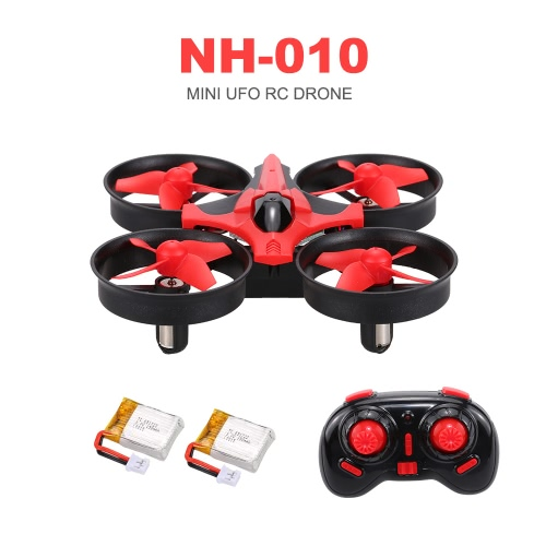 NIHUI NH-010 2.4G Mini RC Quadcopter UFO Drone