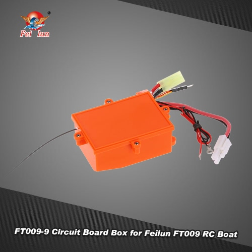 Feilun FT009-9 Circuito di bordo Parti di ricambio per barca Feilun FT009 RC