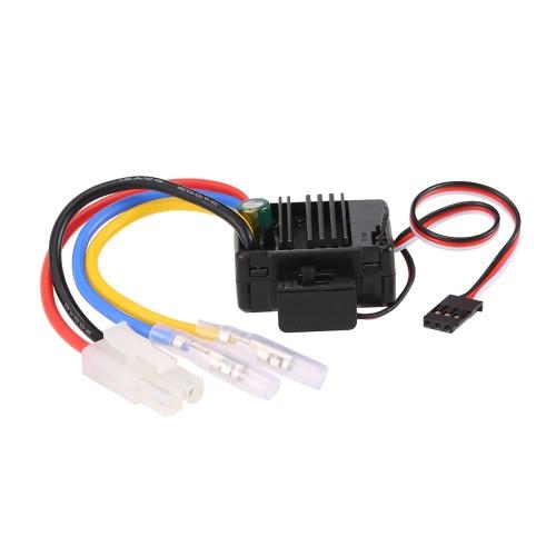 GoolRC 60A gebürsteter ESC Elektrischer Geschwindigkeitsregler mit 5V / 2A BEC für 1/10 RC Auto
