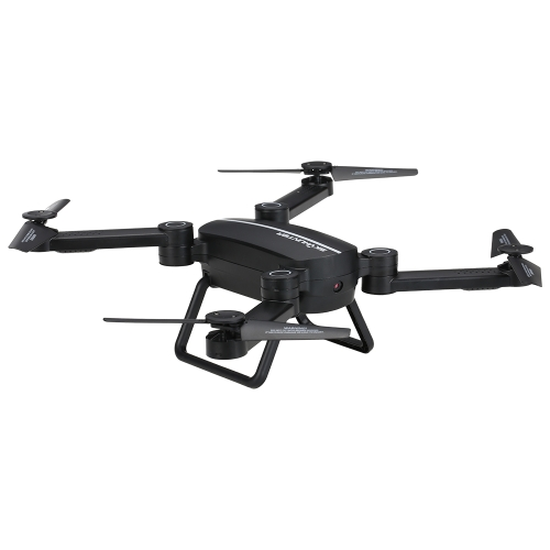JIE-STAR X8TW Wifi FPV 0.3MP Camera Foldable 2.4G 6-Axis Gyro Selfie Drone Barometer Height Hold RC Quadcopter G-Sensor RTF