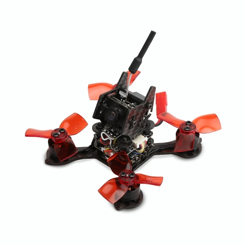 LANCHI MONSTER 76mm 5.8G 700TVL Brushless Tiny Micro FPV Racing Quadcopter F4 Flight Controller Betaflight FrSky Receiver BNF