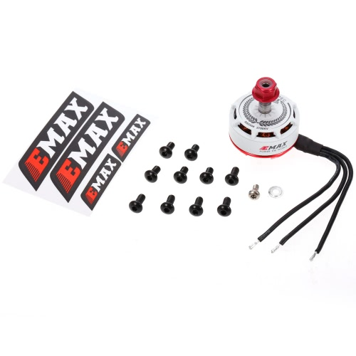 EMAX RS2306 2750KV Brushless Motor White Race Special Edition для 180 210 QAV250 FPV Racer Quadcopter