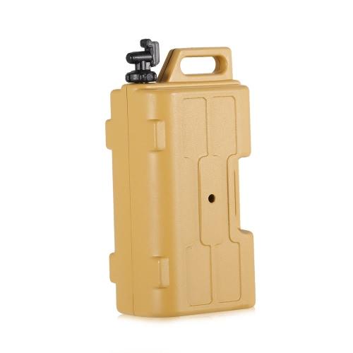 Austar AX-20009A Dekoration Werkzeuge Kraftstofftank für 1/10 Traxxas HSP Redcat TAMIYA CC01 SCX10 D90 D110 RC Rock Crawler