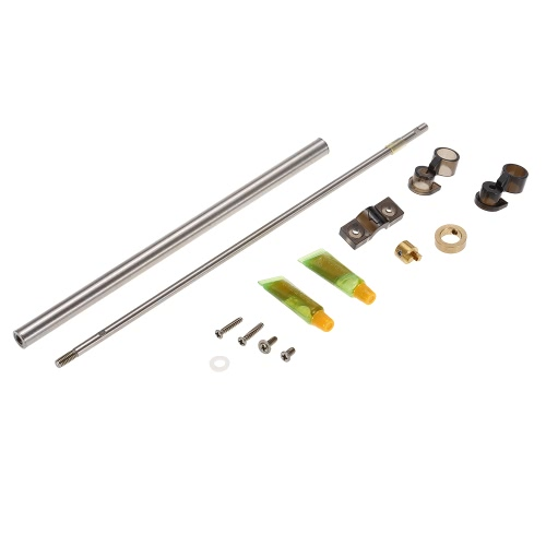 Feilun FT011-12 Tubo de acero piezas de repuesto de eje metálico para Feilun FT011 RC Barco