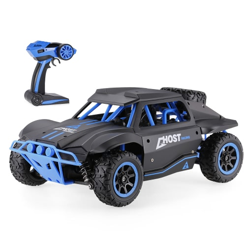 HB SPIELZEUG DK1802 1/18 2.4GHz 4WD High Speed ​​Short LKW Off-Road Racing Rallye Auto RTR