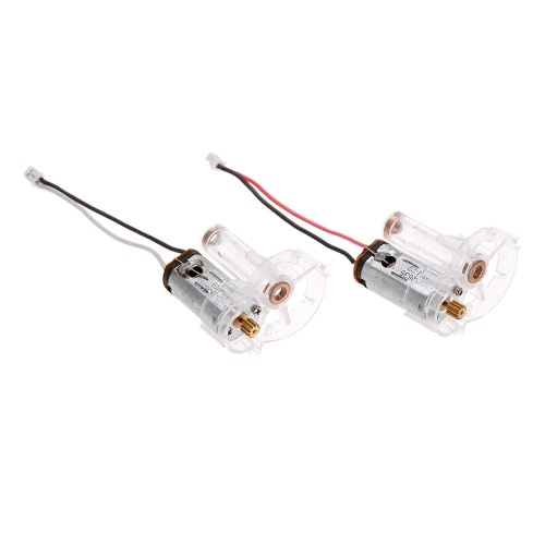 1 Pair Driving Motor CW / CCW for FQ777 FQ02W Utoghter 69508 FPV Quadcopter