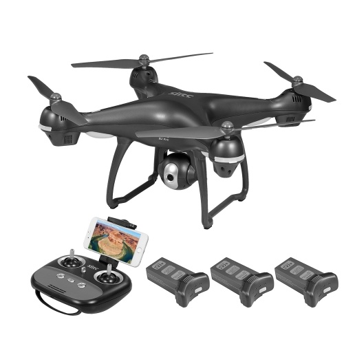 SJ R/C S70W 1080P 120° Wide Angle Camera Wifi FPV Drone