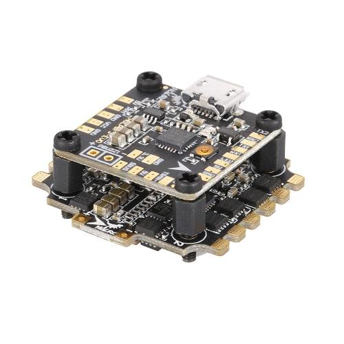 HGLRC XJB F328 20 * 20MM 2-4S PBF3-EVO F3 Kontroler lotu z 4in1 28A Blheli_S ESC dla FPV Drążek kierowniczy