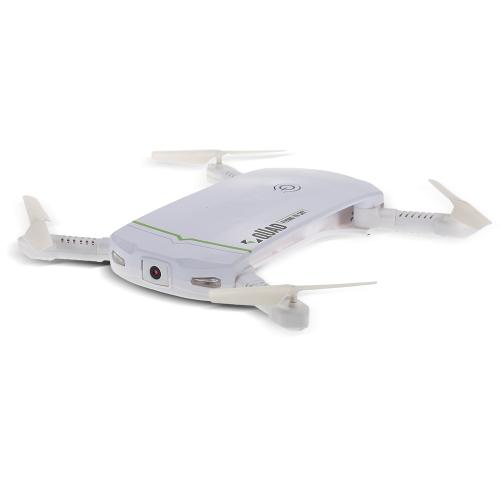 Wifi FPV 0.3MP Wysokość kamery Wiszący składany Mini Wózki Samochodowe RC Drone Quadcopte z 2 Dodatkowymi bateriami