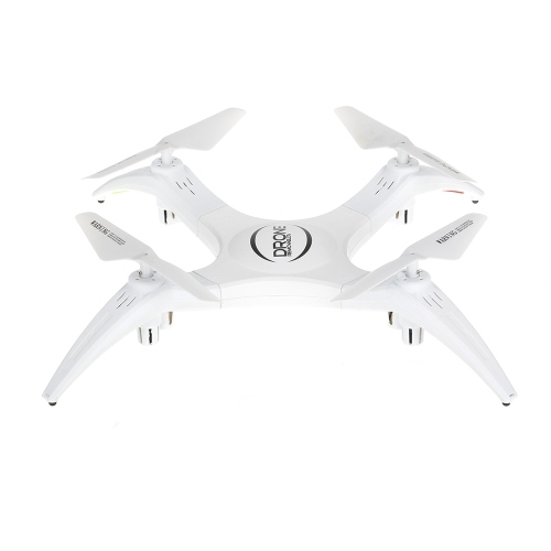2.4G Wifi FPV 0.3MP Caméra Bras détachable Altitude Hold RC Quadcopter