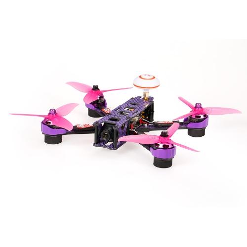 GoolRC XF220 5.8G 200mW 700TVL 2205 Brushless F4 Controle de vôo FPV Racing Quadcopter com FlySky Receiver