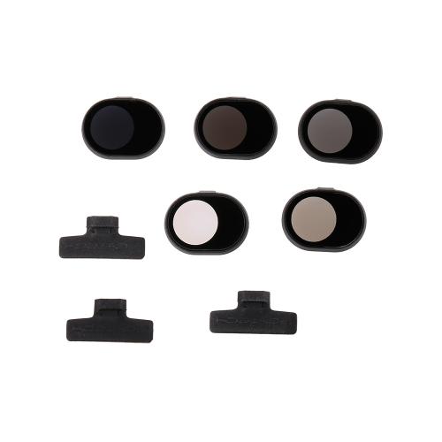 Filtro obiettivo Lens per fotocamera PGYTECH ND4 ND8 ND16 PL Lens HD per DJI SPARK FPV Quadcopter Drone