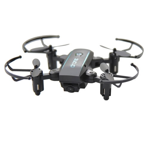 Linxtech IN1601 2.4G 720 P Wifi FPV Pliable Altitude Tenir RC Drone Quadcopter