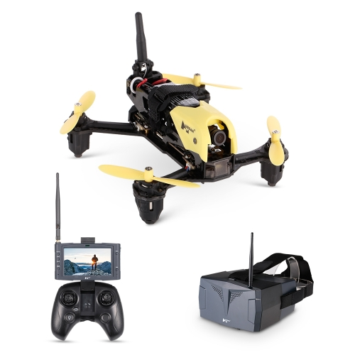 Hubsan H122D X4 Storm 5.8G RC Quadcopter FPV Racing Drone with HV002 FPV Goggle - RTF