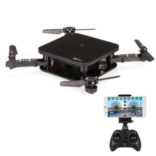 SMRC S1 Wifi FPV 2.0MP Camera 3D Flip Altitude Hold Foldable Mini RC Drone Quadcopter