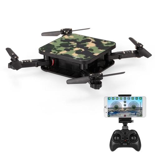 SMRC S1 Wifi Kamera FPV 2.0MP 3D Odwróć wysokość Trzymaj Składany Mini RC Drone Quadcopter