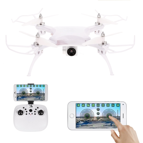 YILE TOYS S16 Wifi FPV 2.0MP Camera Voice Control 3D Flip Altitude Hold Foldable Mini RC Drone Quadcopter