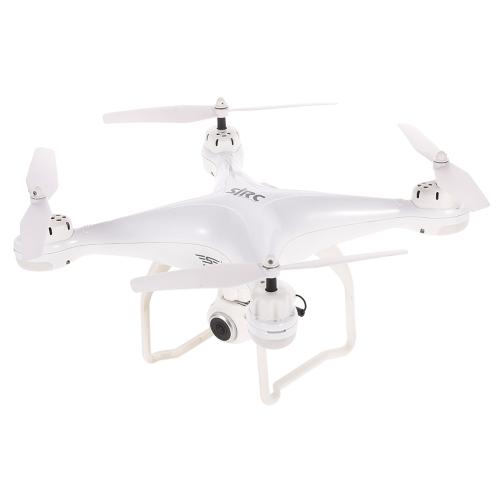 SJ R / C S20W1080P (GPS) Câmera Ajustável FPV 1080p HD Wide Angle RTF Duplo Posicionamento GPS Altitude Segurar Quadcopter Zangão
