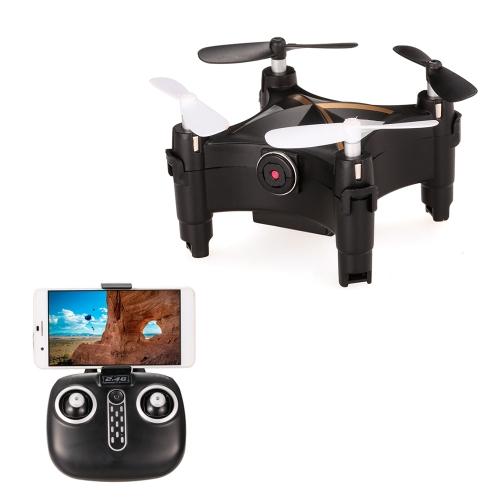 L602 0.3MP Caméra Wifi FPV Flux Optique Positionnement Drone Hauteur Tenir Un Clé Retour G-capteur Quadcopter