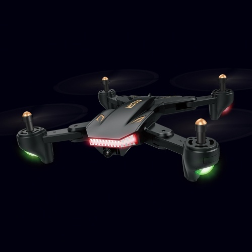 VISUO XS809S 2.0MP Camera Wifi FPV Foldable Drone