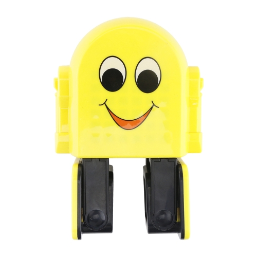 E1 Интеллектуальный танцевальный пение Музыкальный робот BT Speaker Educational Smiling Face Toy Gift для детей
