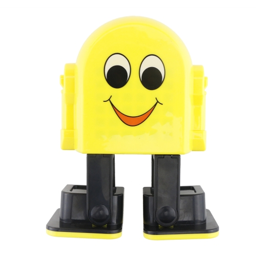 E1 Intelligent Dancing Singing Musical Robot BT Speaker Educational Smiling Face Toy Gift for Kids