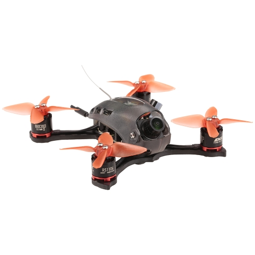 EMAX BabyHawk Race(R) 5.8G 600TVL F3 FC Mini 112mm Micro Brushless FPV Racing Quadcopter FrSky Receiver - BNF