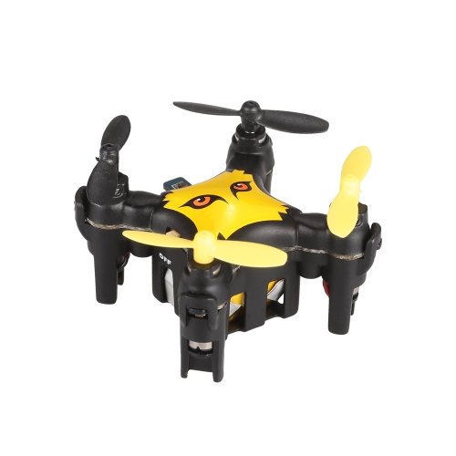 Cheerson STARS-D EAGLE 2.4G 4CH Mini RC Quadcopter Gravity Sensor 3D Flip Pocket Drone for Children Kids Toy