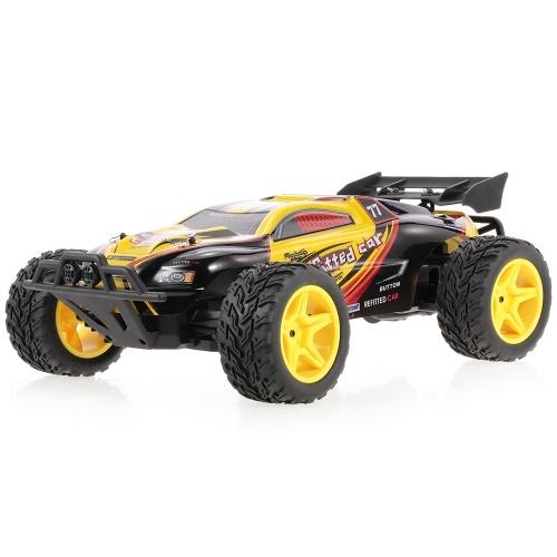 Oryginalny WLtoys L229 2.4GHz 2WD 1/10 30KM / H Szczotkowany elektryczny RTR RC Racing Car