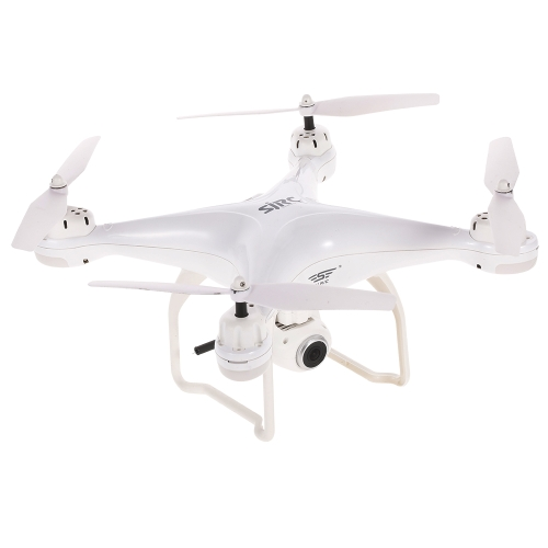 SJ R/C S20W1080P(GPS) FPV Adjustable 1080P HD Camera Wide Angle RTF Double GPS Positioning Altitude Hold Drone w/ Two Batteries