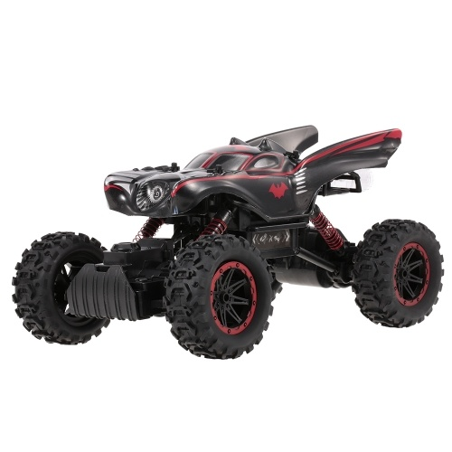 YONGXIANG SPIELZEUG 8897-188B 1/12 2.4G 4WD Batmobile Form High Speed ​​RC Rock Crawler