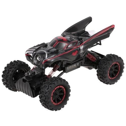 YONGXIANG TOYS 8897-188B 1/12 2.4G 4WD Batmobile Shape High Speed RC Rock Crawler