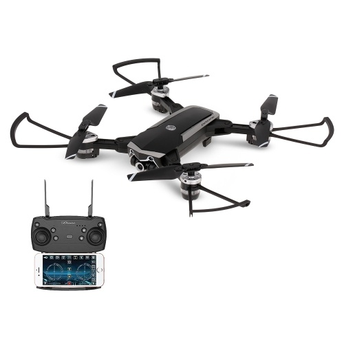 JINGDATOYS JD-20S WIFI FPV 720P Wide-Angle Camera Drone