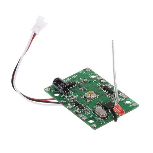 Placa principal do receptor do circuito para o zangão Quadcopter de Dongmingtuo X12 Wifi FPV