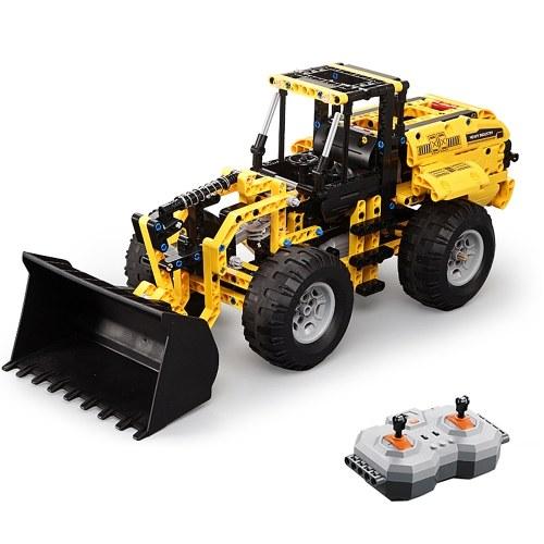 DOUBLE E C51058 2.4GHz 4WD 491pcs Building Blocks Off-road Car