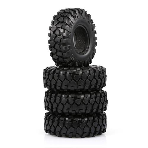 4PCS 110MM Rock Crawler Tire