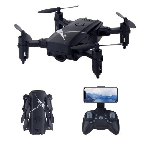 Складной дрон LF602 с камерой 720P (2 батареи)